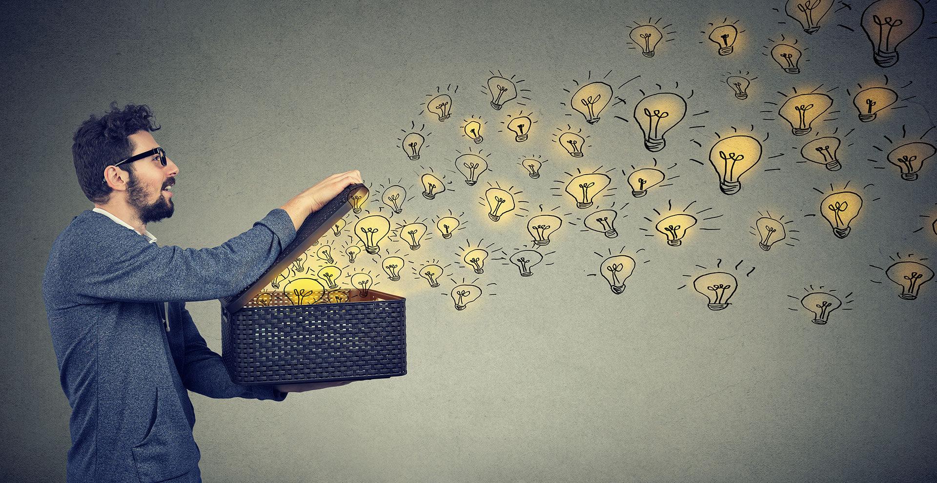 proteggere un'idea commerciale