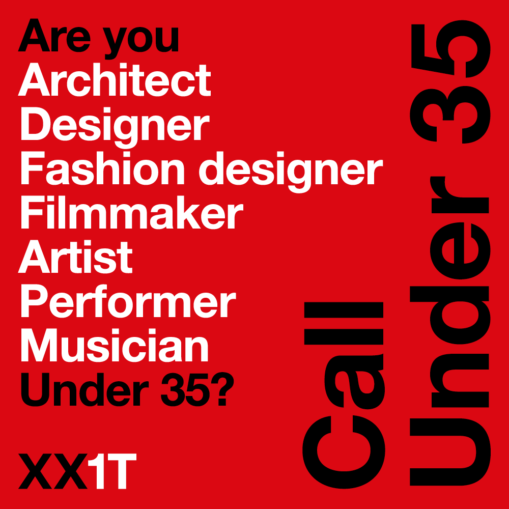 XXI Triennale Call Under 35